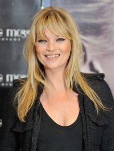 should i get bangs? kate moss bangs. stone fox hair salon mount pleasant vancouver