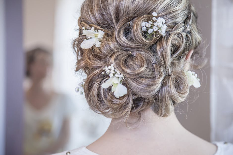 Got engaged over the holidays? Start planning your wedding hairstyle now!
